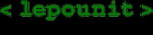 Lepounit Oy Logo